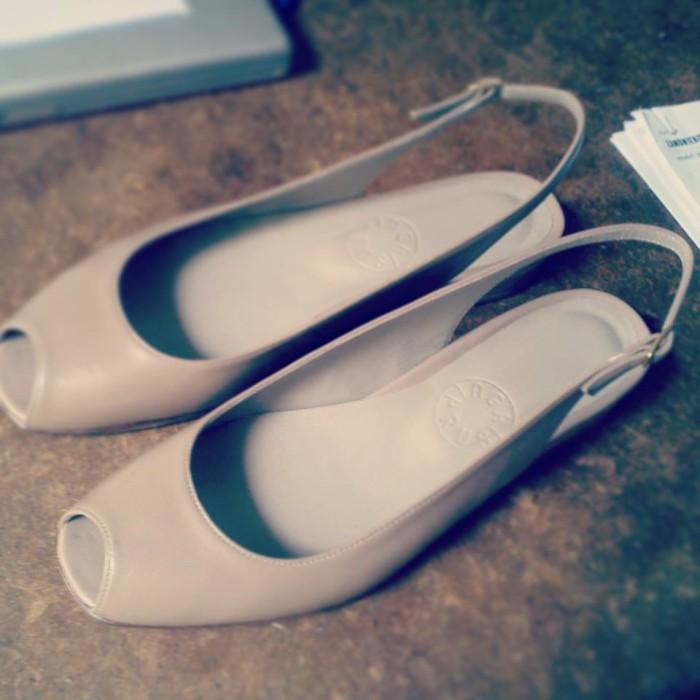 Sandałki piaskowe