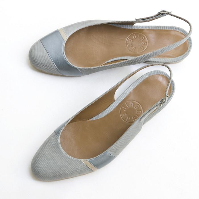 Sandałki Linea z pełnymi noskami