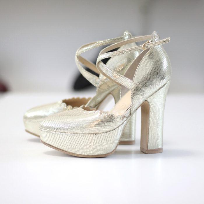 Sandałki na platformach