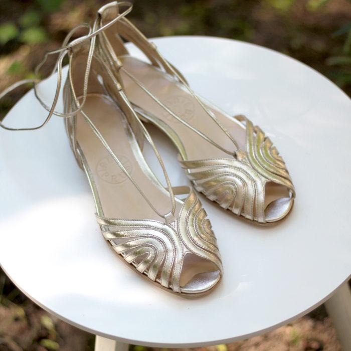 Sandały Mira